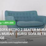 Promo Kursi Sofa Murah Sarjana Mebel