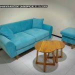 Jual Sofa Minimalis Ruang Tamu Kecil | RUMAH JATI FURNITURE