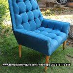 Sofa Single Amcher Minimalis Kualitas Ekspor