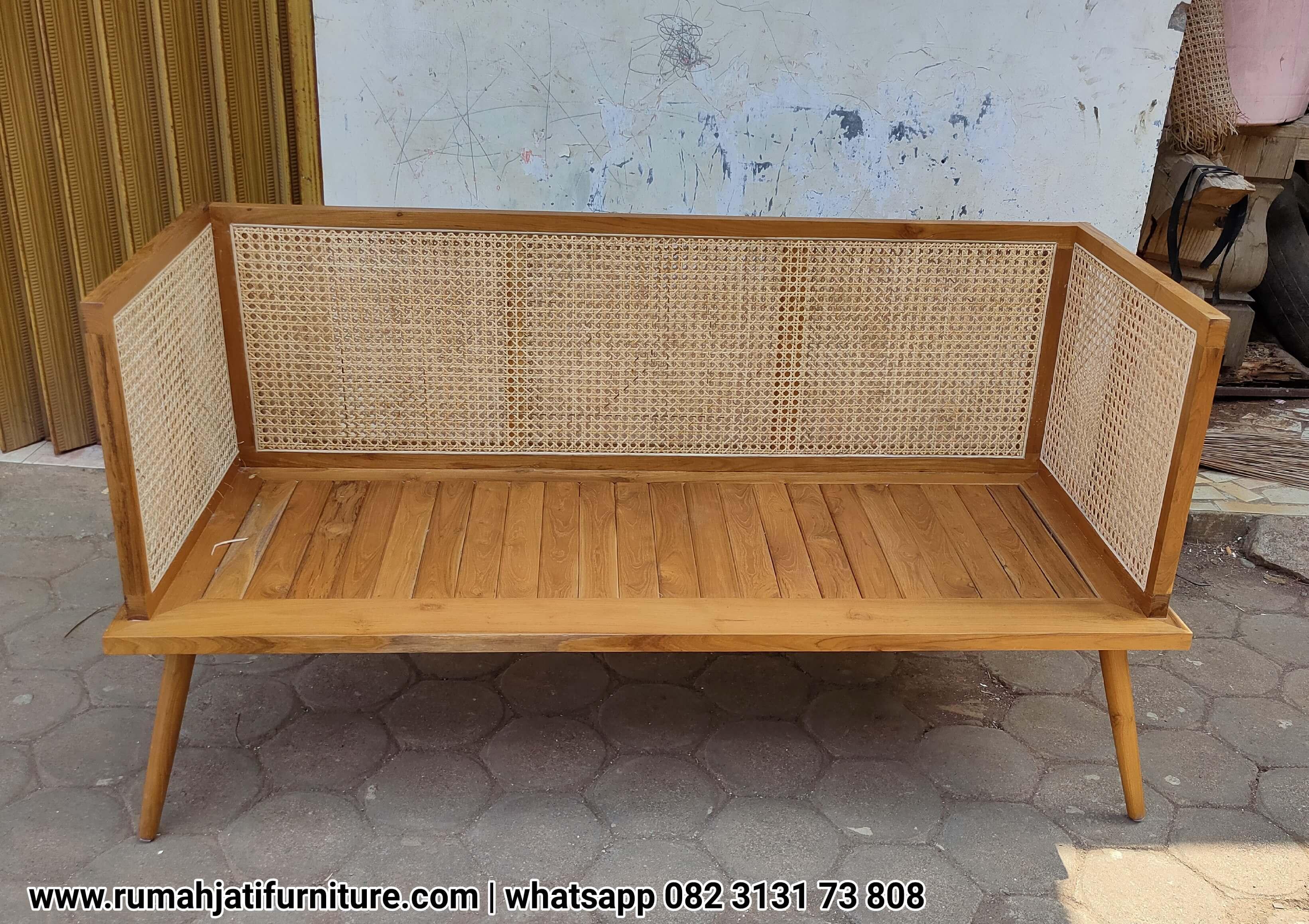 Gambar Sofa Rotan Kayu Jati | RUMAH JATI FURNITURE