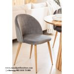 Gambar Kursi Makan Retro Kayu Sungkai | Rumah Jati Furniture