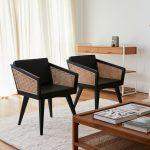 Gambar Kursi Tamu Rotan Reddie Kayu Jati | Rumah Jati Furniture