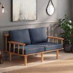 Sofa Retro Vintage 2 Seater Jari – Jari